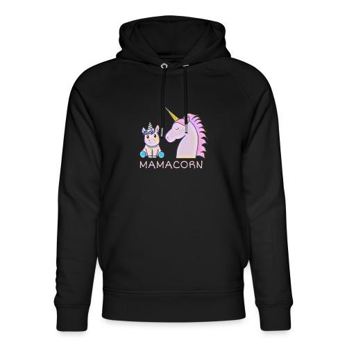 Mamacorn - Unisex Organic Hoodie by Stanley & Stella