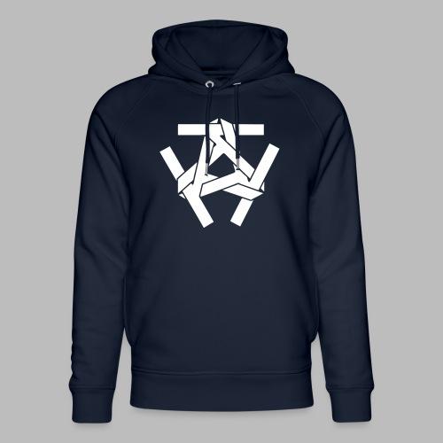 KKK-Logo-vektor - Unisex Bio-Hoodie von Stanley & Stella