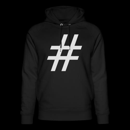 Hashtag Team - Unisex Bio-Hoodie von Stanley & Stella
