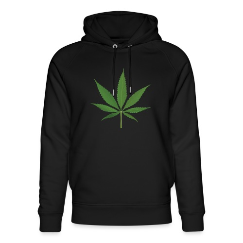 Weed - Unisex Organic Hoodie by Stanley & Stella