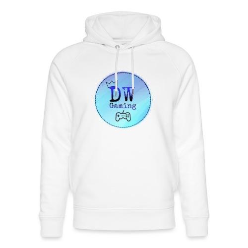 dw logo - Unisex Organic Hoodie by Stanley & Stella