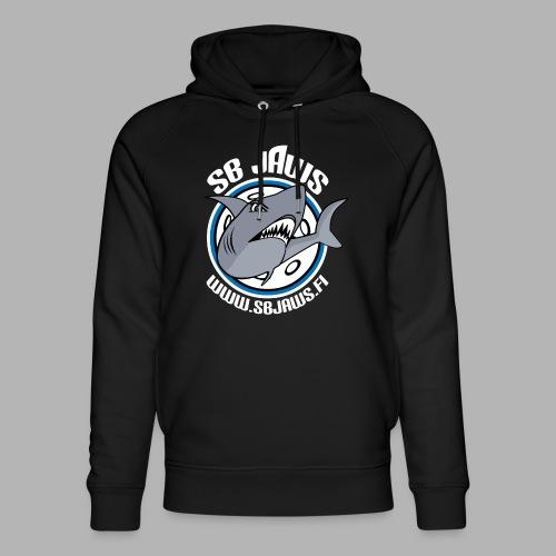 SB JAWS - Stanley & Stellan unisex-luomuhuppari