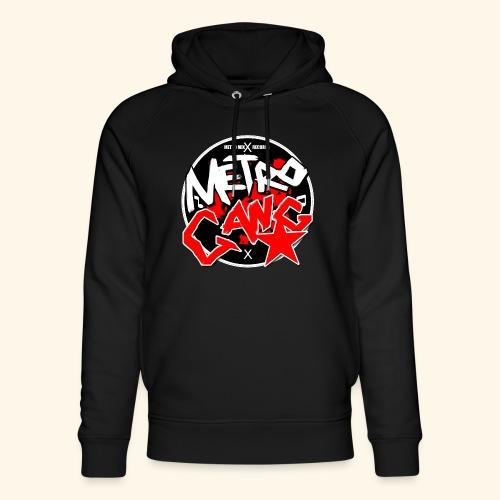 METRO GANG LIFESTYLE - Unisex Organic Hoodie by Stanley & Stella