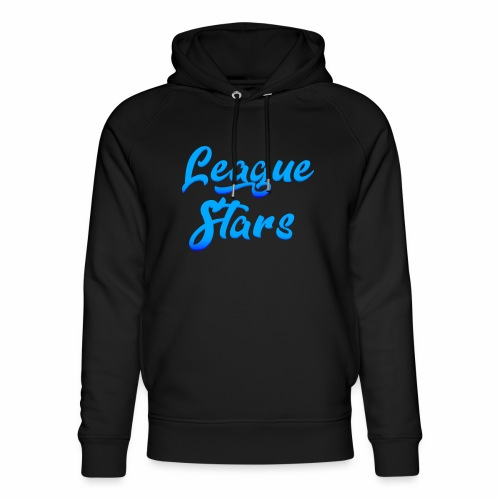 LeagueStars - Uniseks bio-hoodie van Stanley & Stella