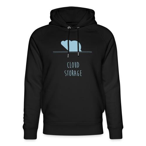 Cloud Storage - Unisex Bio-Hoodie von Stanley & Stella