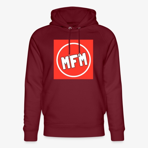MrFootballManager Clothing - Unisex Organic Hoodie by Stanley & Stella