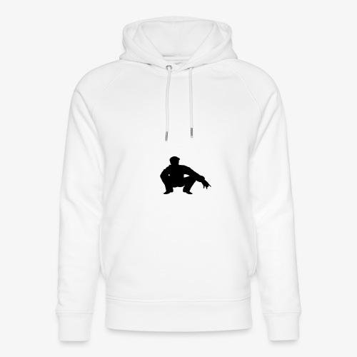 ''Take a squat'' Women's hoodie - Unisex Organic Hoodie by Stanley & Stella