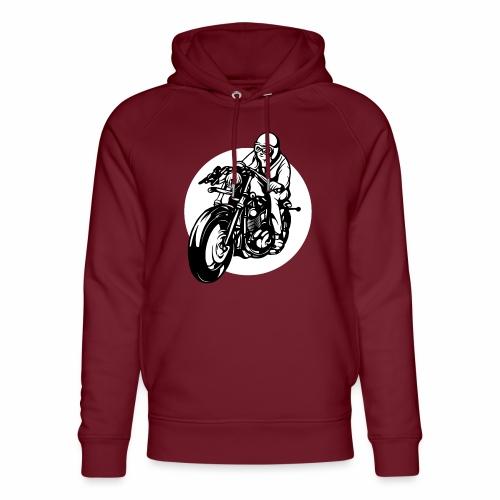 Motorradfahrer - Unisex Organic Hoodie by Stanley & Stella