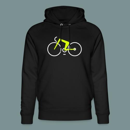 Bikes against cancer - Stanley & Stella unisex hoodie af økologisk bomuld
