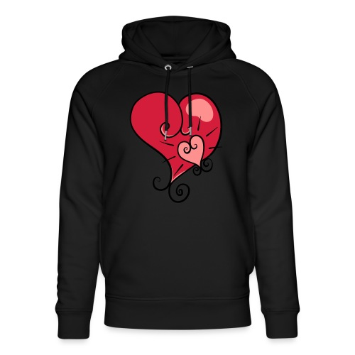 The world's most important. - Unisex Organic Hoodie by Stanley & Stella