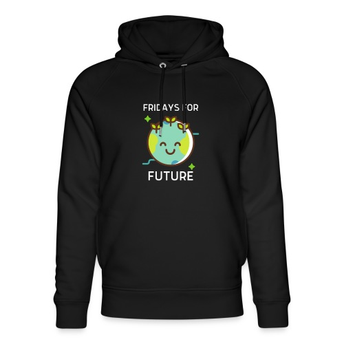 Fridays for Future - Unisex Organic Hoodie by Stanley & Stella