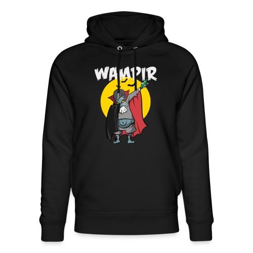 Wampir - lustiges Vampir Bierbauch Fun T-Shirt - Unisex Bio-Hoodie von Stanley & Stella