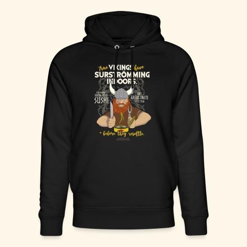 Indoors | Surströmming T-Shirts - Unisex Bio-Hoodie von Stanley & Stella