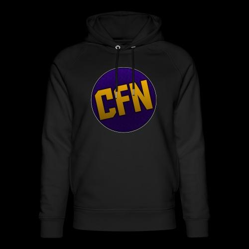 CFN - Unisex Organic Hoodie by Stanley & Stella