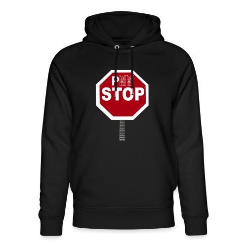 Pee Stop for Concert Goers! - Unisex Organic Hoodie by Stanley & Stella