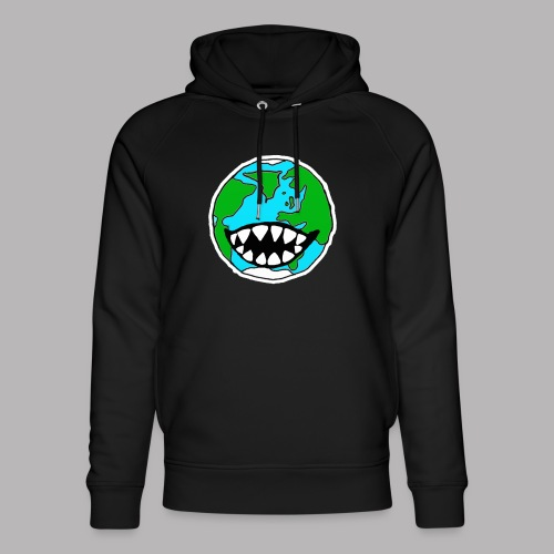Hungry Planet - Unisex Organic Hoodie by Stanley & Stella