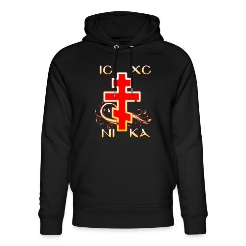 IC-XC-NI-KA - Unisex Bio-Hoodie von Stanley & Stella