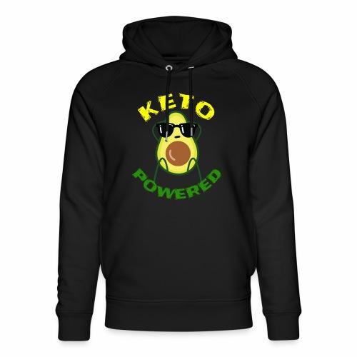 Keto powered - Keto Low Carb T-Shirt - Unisex Bio-Hoodie von Stanley & Stella