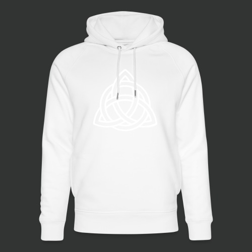 Celtic Knot — Celtic Circle - Unisex Organic Hoodie by Stanley & Stella