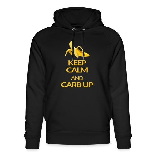 KEEP CALM and CARB UP - Unisex Bio-Hoodie von Stanley & Stella