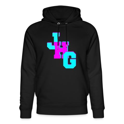 JHG Logo Merch - Uniseks bio-hoodie van Stanley & Stella