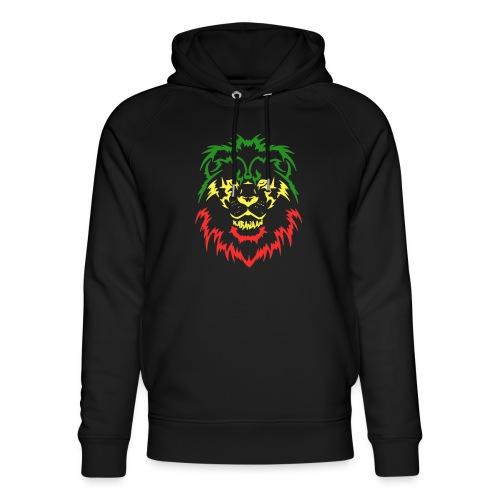 KARAVAAN Lion Reggae - Uniseks bio-hoodie van Stanley & Stella