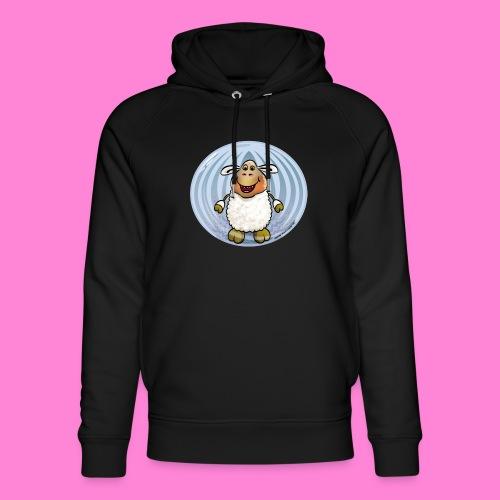 Halloween-sheep - Uniseks bio-hoodie van Stanley & Stella
