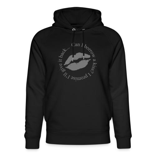 kiss - Stanley & Stella unisex hoodie af økologisk bomuld