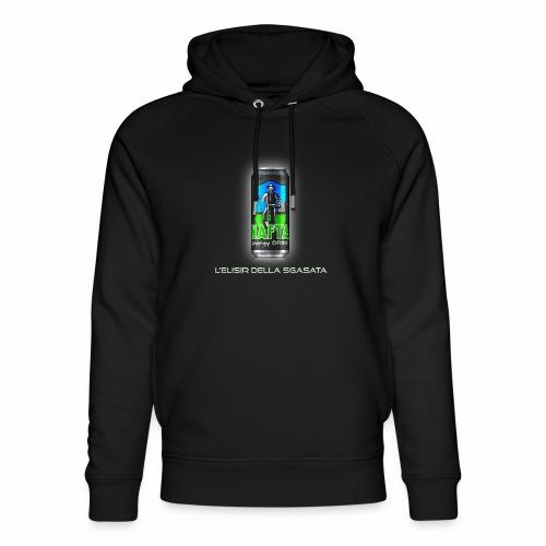 Nafta Energy Drink - Felpa con cappuccio ecologica unisex di Stanley & Stella
