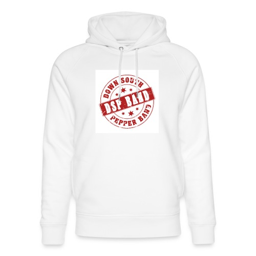 DSP band logo - Unisex Organic Hoodie by Stanley & Stella