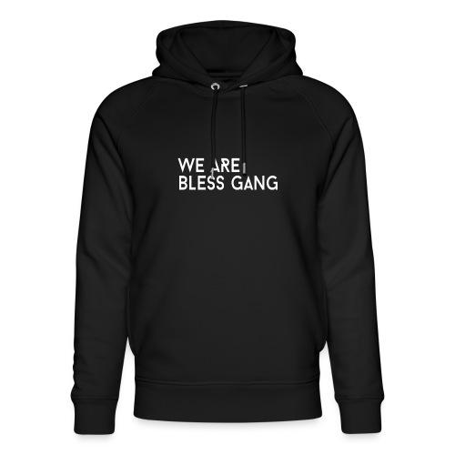 WABG FULL WIT png - Uniseks bio-hoodie van Stanley & Stella