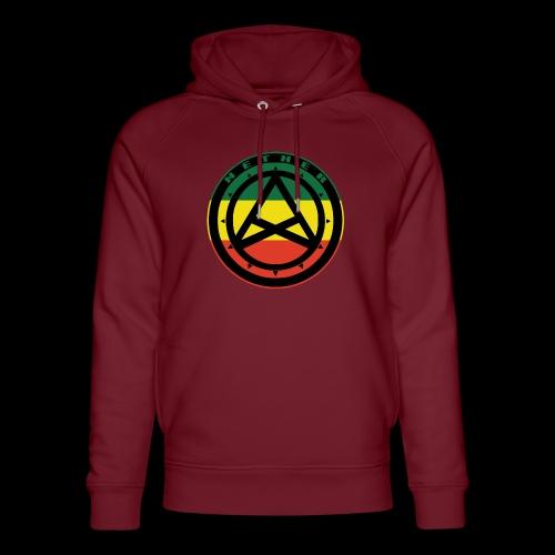 Nether Crew Black\Green\Yellow\Red Hoodie - Felpa con cappuccio ecologica unisex di Stanley & Stella