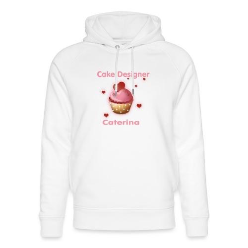 cupcakke - Felpa con cappuccio ecologica unisex di Stanley & Stella