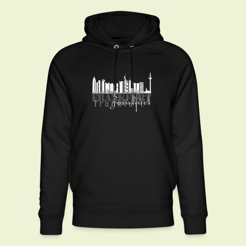 FFM - Frankfurt Skyline - Unisex Bio-Hoodie von Stanley & Stella