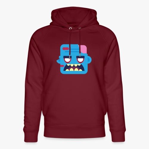 Mini Monsters - Zombob - Stanley & Stella unisex hoodie af økologisk bomuld