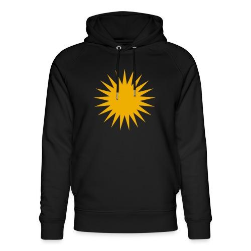 Kurdische Sonne Symbol - Unisex Bio-Hoodie von Stanley & Stella