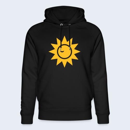Winky Sun - Uniseks bio-hoodie van Stanley & Stella