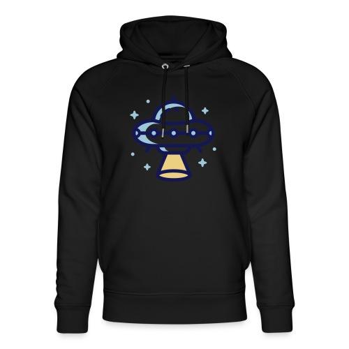 Space Spaceship - Uniseks bio-hoodie van Stanley & Stella