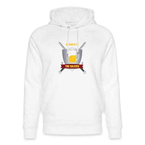 Knights of The Bajers - Stanley & Stella unisex hoodie af økologisk bomuld