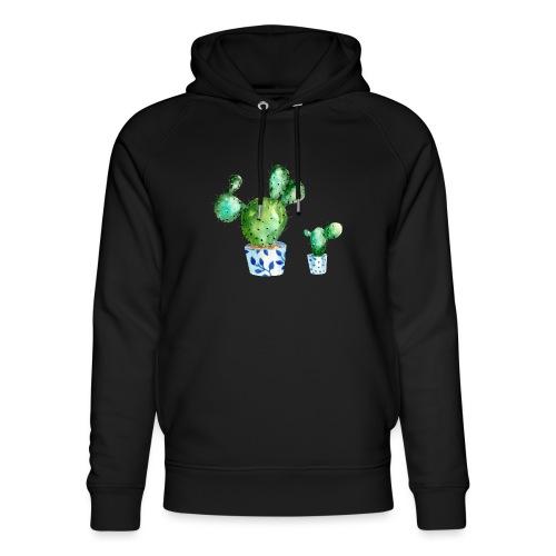 Kaktus - Unisex Organic Hoodie by Stanley & Stella