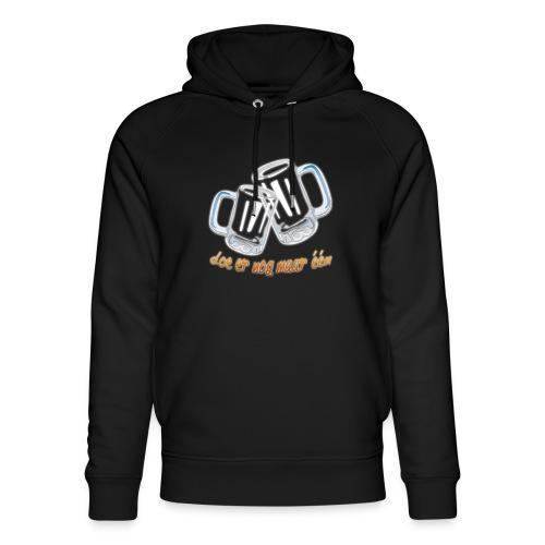 Doe er nog maar een Shirt png - Uniseks bio-hoodie van Stanley & Stella