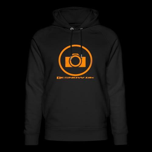 Orange 2 png - Stanley & Stella unisex hoodie af økologisk bomuld