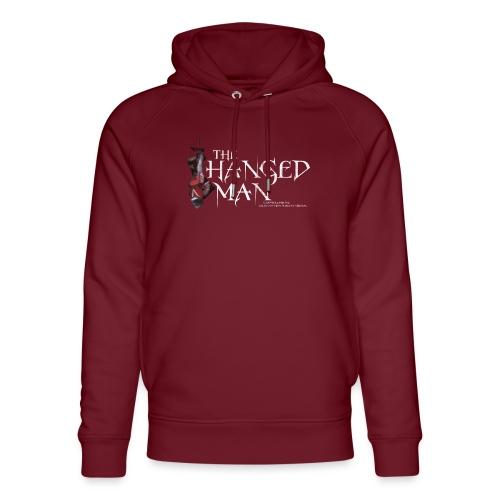 The Hanged Man Design - Unisex Organic Hoodie by Stanley & Stella