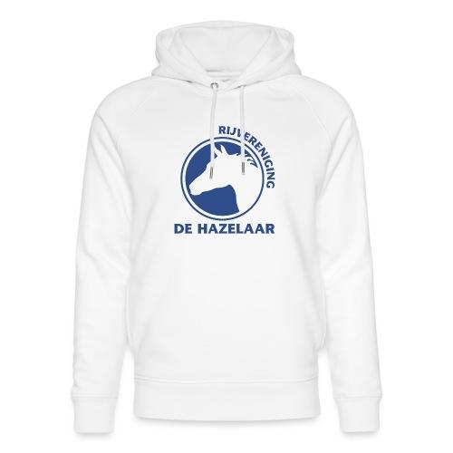 LgHazelaarPantoneReflexBl - Uniseks bio-hoodie van Stanley & Stella
