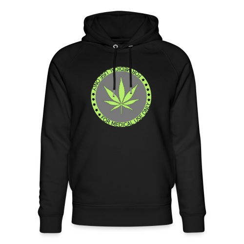 FOR MEDICAL USE - Unisex Bio-Hoodie von Stanley & Stella