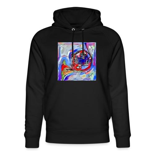 cornoarte1 - Uniseks bio-hoodie van Stanley & Stella
