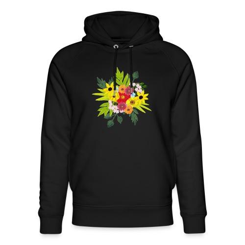 Flower_arragenment - Unisex Organic Hoodie by Stanley & Stella