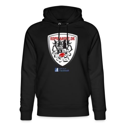 KopiBandet.DK find us on facebook - Stanley & Stella unisex hoodie af økologisk bomuld