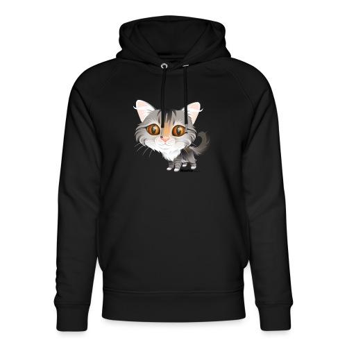 Katze - Unisex Bio-Hoodie von Stanley & Stella