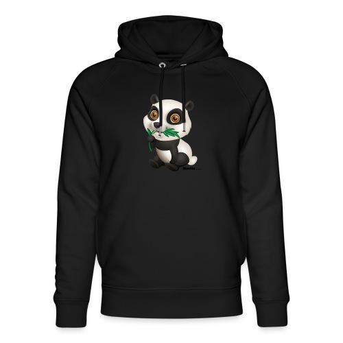Panda - Uniseks bio-hoodie van Stanley & Stella
